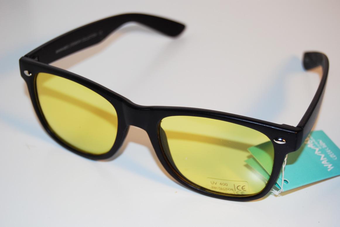 72b98800700f Wayfarer briller med farvet glas. Flere forskellige farver. Køb ...