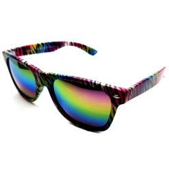 3e8b70179a6d Wayfarer briller med klare glas uden styrke. farvet stel. Køb engros ...